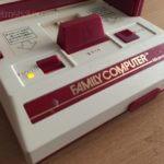 Famicom LED mod yellow giallo