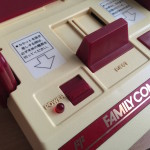 Famicom led mod off