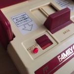 Famicom led mod on