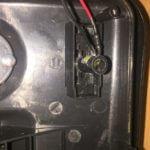 Sega Master System 2 LED mod montato