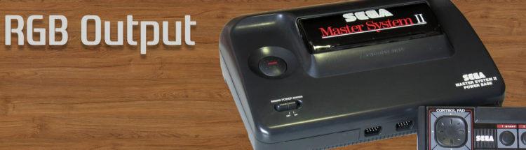 Sega Master System 2 RGB Slide