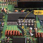 Sega Master System 2 50-60 Hz chip