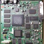 Sega Dreamcast VA2.1 PCB