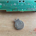 Sostituzione batteria Dreamcast